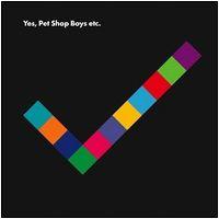 Cover Pet Shop Boys - Yes