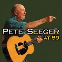 Cover Pete Seeger - At 89