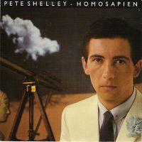 Cover Pete Shelley - Homosapien