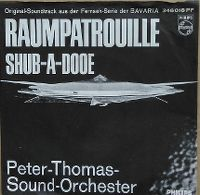 Cover Peter-Thomas-Sound-Orchester - Raumpatrouille