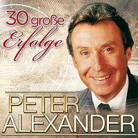 Cover Peter Alexander - 30 große Erfolge