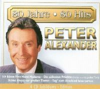 Cover Peter Alexander - 80 Jahre - 80 Hits