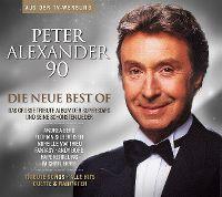 Cover Peter Alexander - 90 - die neue Best Of