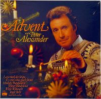 Cover Peter Alexander - Advent mit Peter Alexander