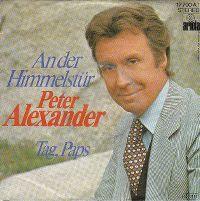 Cover Peter Alexander - An der Himmelstür