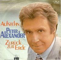 Cover Peter Alexander - Aufstehn