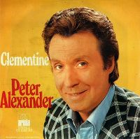 Cover Peter Alexander - Clementine