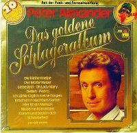 Cover Peter Alexander - Das goldene Schlageralbum