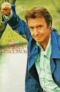 Cover Peter Alexander - Das neue Schlager-Rendezvous