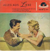 Cover Peter Alexander - Das tu' ich alles aus Liebe