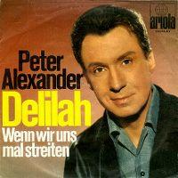 Cover Peter Alexander - Delilah
