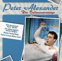 Cover Peter Alexander - Der Badewannentango
