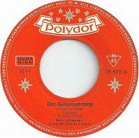 Cover Peter Alexander - Der Gitarren Tramp