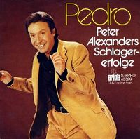 Cover Peter Alexander - Der Mädchenchor