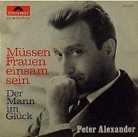 Cover Peter Alexander - Der Mann im Glück