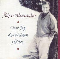 Cover Peter Alexander - Der Tag der kleinen Helden