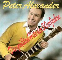 Cover Peter Alexander - Die grössten Hits der 50er Jahre