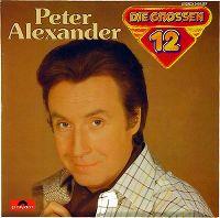 Cover Peter Alexander - Die großen 12