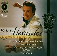 Cover Peter Alexander - Die kleine Kneipe