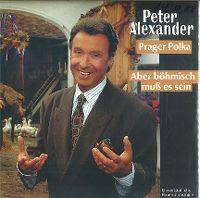 Cover Peter Alexander - Die Prager-Polka