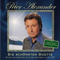 Cover Peter Alexander - Die schönsten Duette