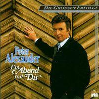 Cover Peter Alexander - Ein Abend mit Dir - Die grossen Erfolge