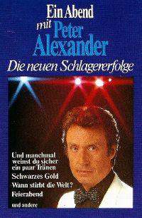 Cover Peter Alexander - Ein Abend mit Peter Alexander