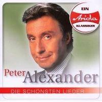 Cover Peter Alexander - Ein Ariola Klassiker - Die schönsten Lieder