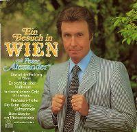 Cover Peter Alexander - Ein Besuch in Wien