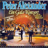 Cover Peter Alexander - Ein Gala-Konzert