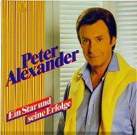 Cover Peter Alexander - Ein Star und seine Erfolge