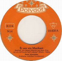 Cover Peter Alexander - Er war ein Musikant (Halloh, wir leben)