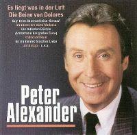 Cover Peter Alexander - Es liegt was in der Luft
