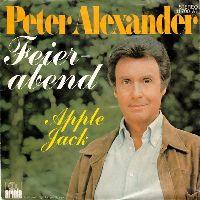 Cover Peter Alexander - Feierabend
