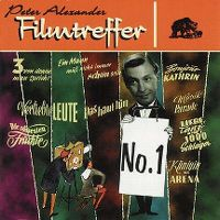 Cover Peter Alexander - Filmtreffer 1