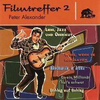 Cover Peter Alexander - Filmtreffer 2