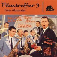 Cover Peter Alexander - Filmtreffer 3