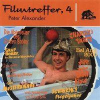 Cover Peter Alexander - Filmtreffer 4