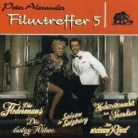 Cover Peter Alexander - Filmtreffer 5