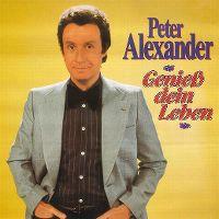 Cover Peter Alexander - Genieß dein Leben
