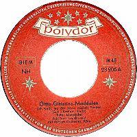 Cover Peter Alexander - Gitta-Gittarina-Maddalen (Ich weiß, wo der Wein wächst)