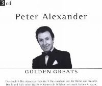 Cover Peter Alexander - Golden Greats