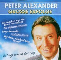Cover Peter Alexander - Grosse Erfolge