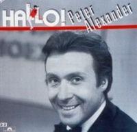Cover Peter Alexander - Hallo! Peter Alexander