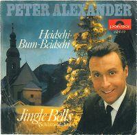 Cover Peter Alexander - Heidschi-Bumbeidschi