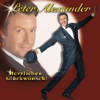 Cover Peter Alexander - Herzlichen Glückwunsch!