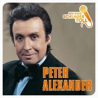 Cover Peter Alexander - Ich find' Schlager toll