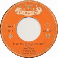 Cover Peter Alexander - In der Taverne von Santa Marie (Die Italiener)