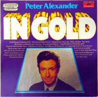 Cover Peter Alexander - In Gold