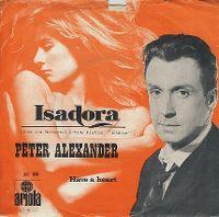 Cover Peter Alexander - Isadora